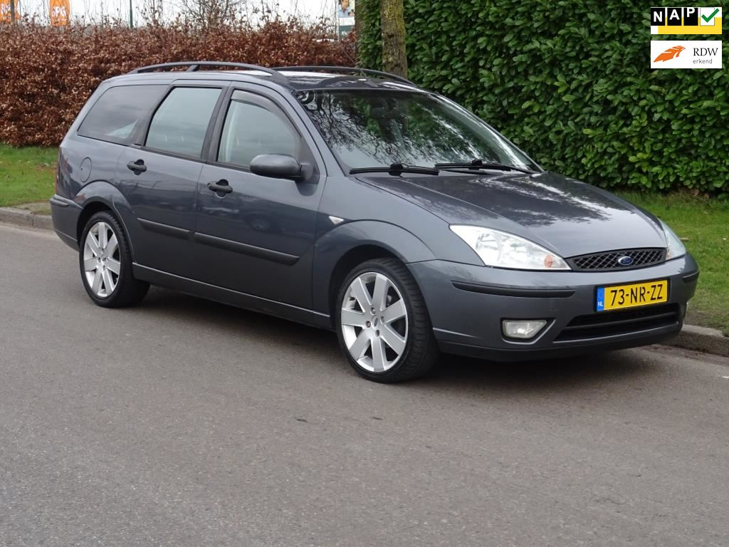 Ford Focus Wagon occasion - Autohandel Henk Heikamp