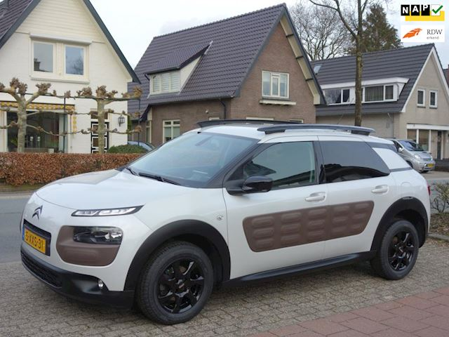 Citroen C4 Cactus 1.6 BlueHDi Business 124.000 km wit metallic NAP !!