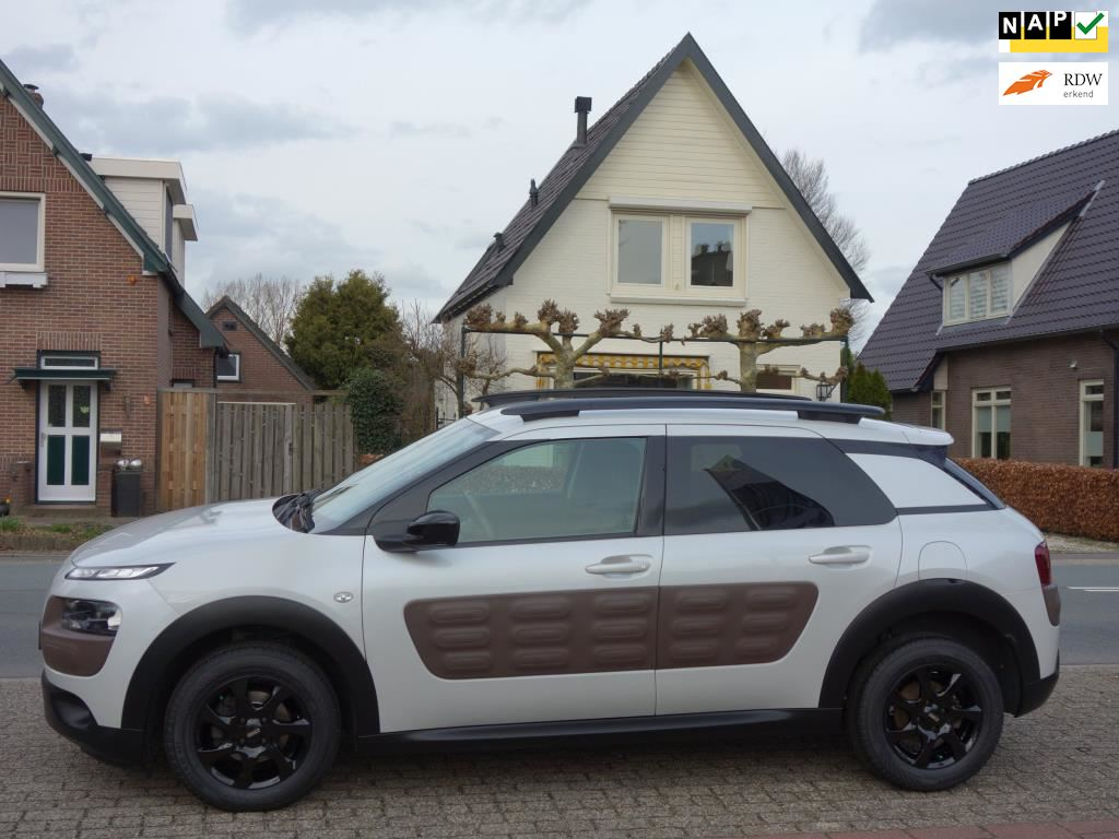 Citroen C4 Cactus occasion - De Vries Automotive Apeldoorn
