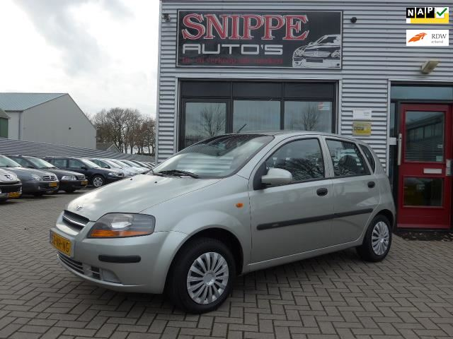 Daewoo Kalos occasion - Auto Snippe