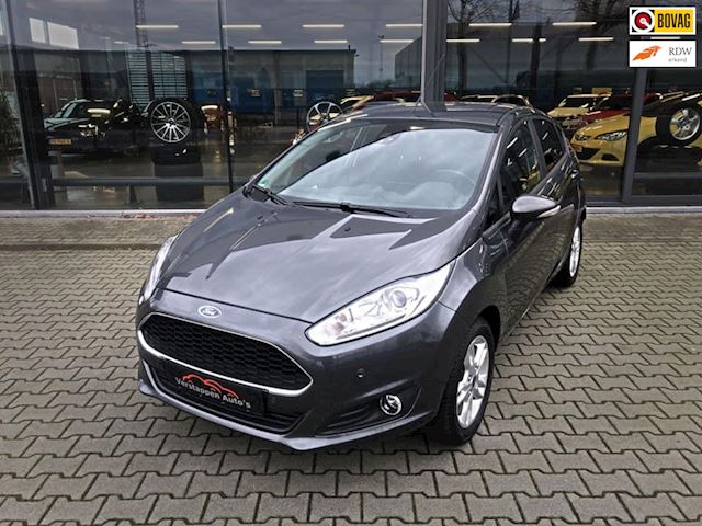 Ford Fiesta 1.0 Style Ultimate
