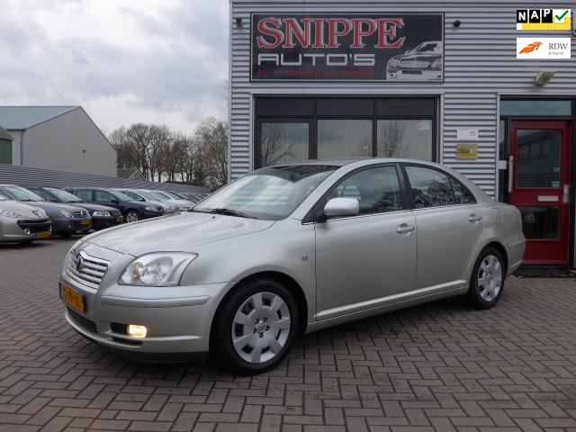 Toyota Avensis occasion - Auto Snippe