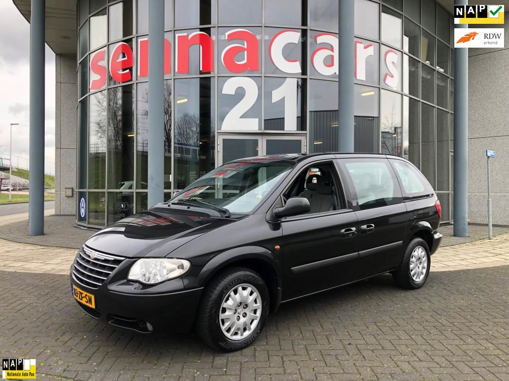 Chrysler Voyager occasion - Senna Cars