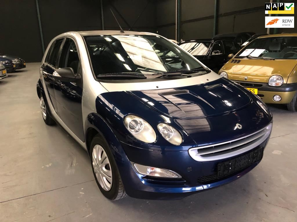 Smart Forfour occasion - Rico Cars