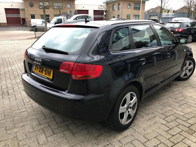 Audi A3 Sportback 1.8 TFSI Attraction Pro Line Business Bj 2007 Exportprijs EX BPM!!