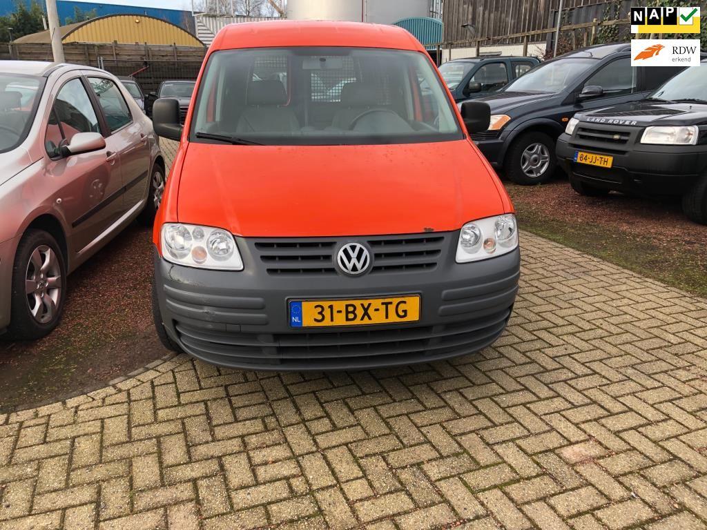 Volkswagen Caddy occasion - Auto de Vries
