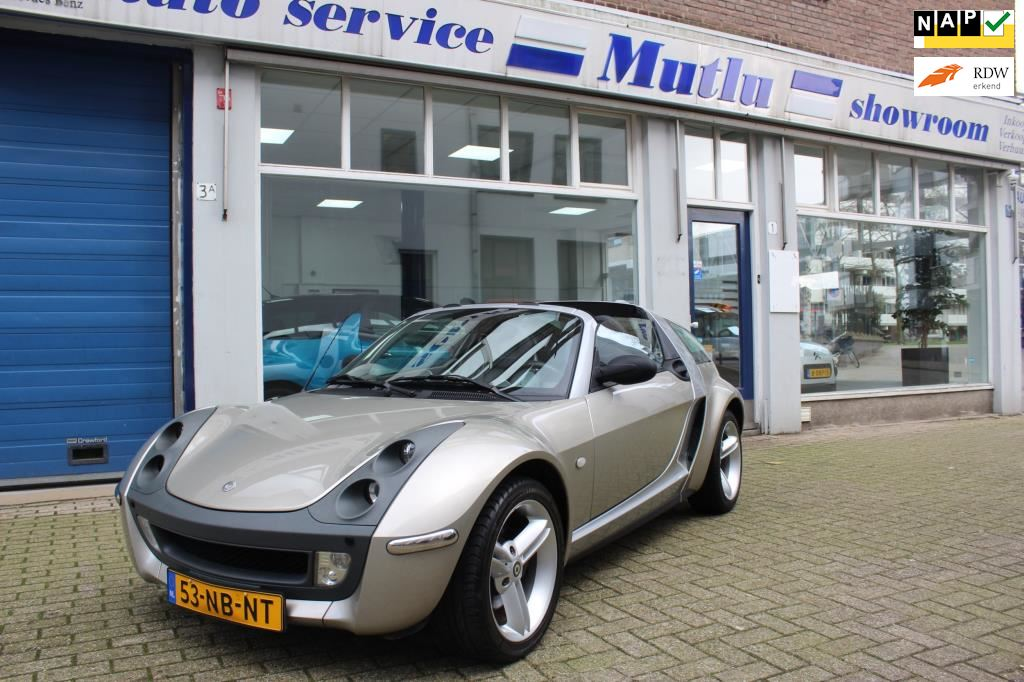 Smart Roadster occasion - Mutlu Auto's