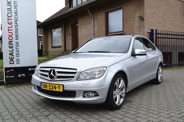 Mercedes-Benz C-klasse 350 CDI BlueEFFICIENCY Avantgarde 4-Matic Navi, Clima, Xenon, PTS, CruiseControl,