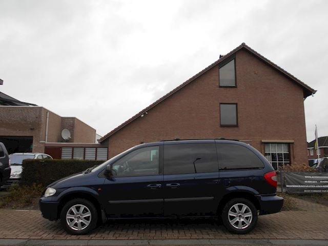 Chrysler Voyager 2.8 CRD SE Luxe 7-PERS/AIRCO/CRUISE INRUIL MOGELIJK
