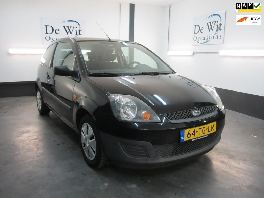 Ford Fiesta occasion - De Wit Occasions