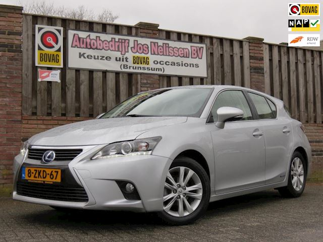 Lexus CT 200h Business Line NIEUWE TYPE  DEALER OH  NAVI  CAMERA  CRUISE  CLIMA