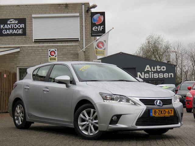 Lexus CT 200h Business Line NIEUWE TYPE | DEALER OH | NAVI | CAMERA | CRUISE | CLIMA |