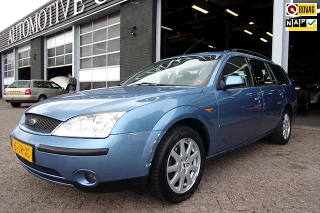 Ford Mondeo Wagon 1.8-16V Trend NWE APK & NAP