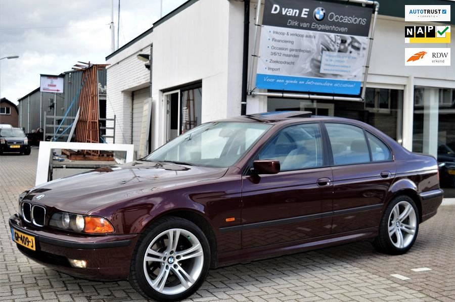 BMW 5-serie occasion - D van E Occasions