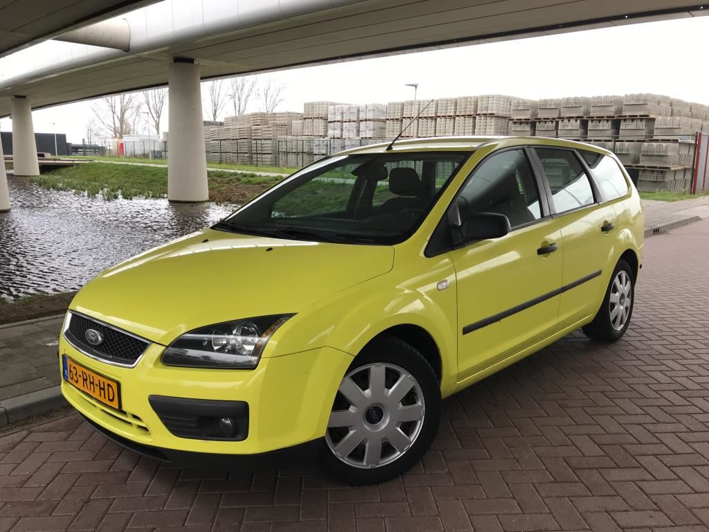 Ford Focus Wagon occasion - A. VERMEER