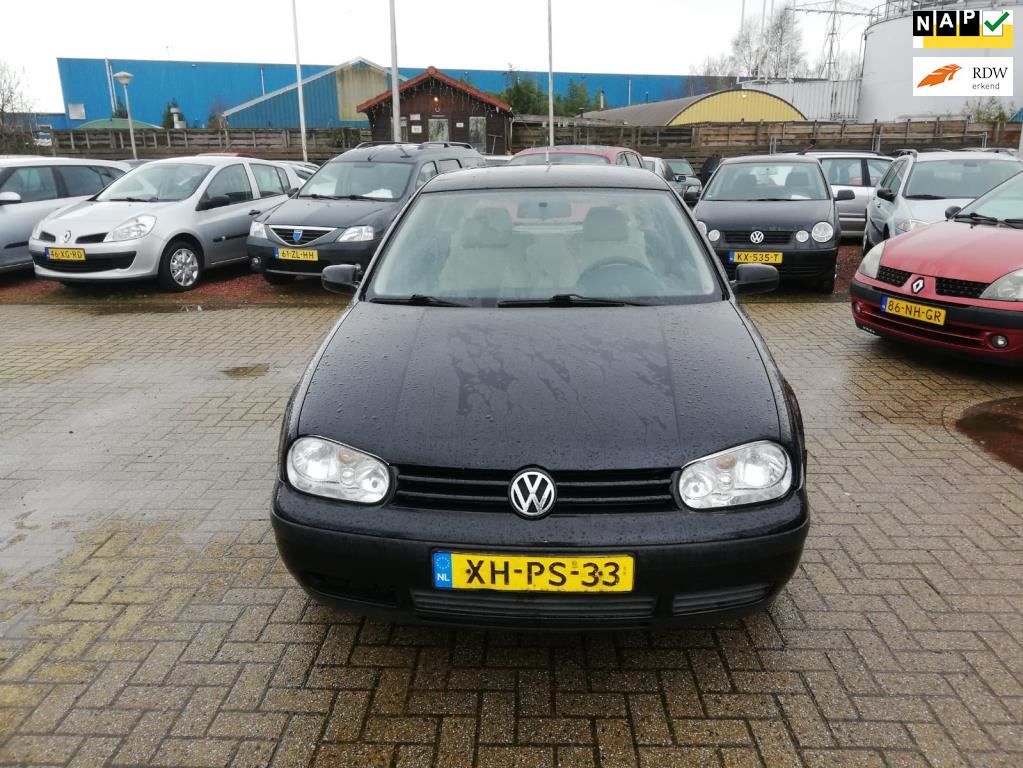 Volkswagen Golf occasion - Auto de Vries