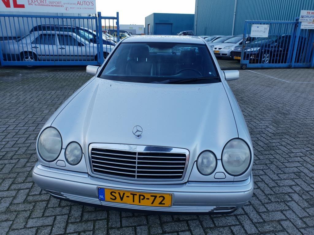 Mercedes-Benz E-klasse occasion - NL Cars B.V.