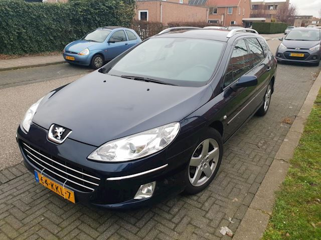 Peugeot 407 SW 2.0 HDiF ST Pack Business Intro