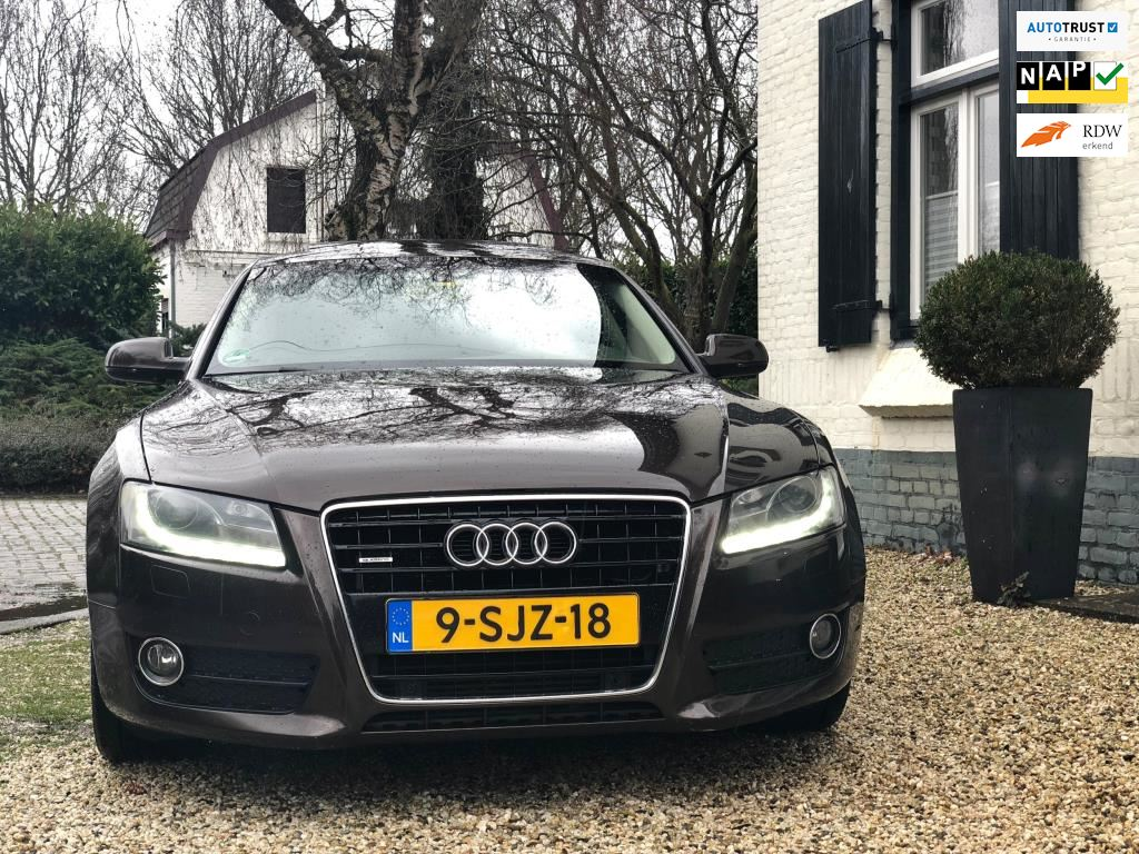 Audi A5 occasion - M.T.  Car's & Carcleaningcenter
