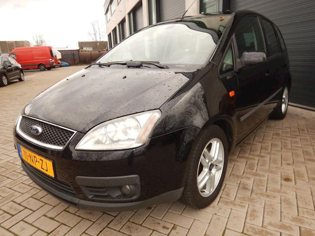 Ford Focus C-Max 1.8-16V First Edition Nette c-max-Airco-N.a.p.Trekhaak!