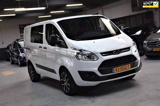 Ford Transit Custom 270 2.2 TDCI L1H1 Trend 1e Eig|Org.NL|86500 km!!|18 Inch|Airco|Nieuwstaat.