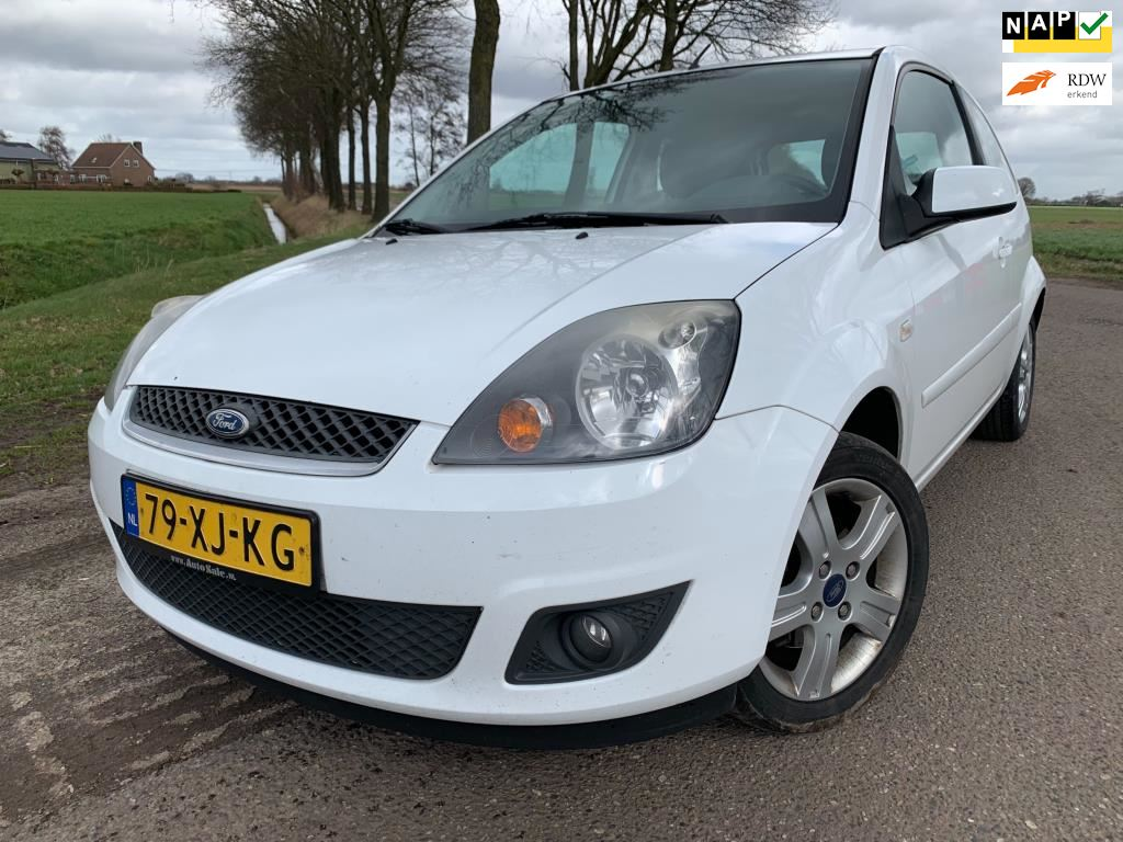 Ford Fiesta occasion - Van der Made Auto's