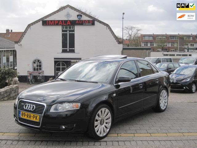 Audi A4 occasion - Impala Automotive