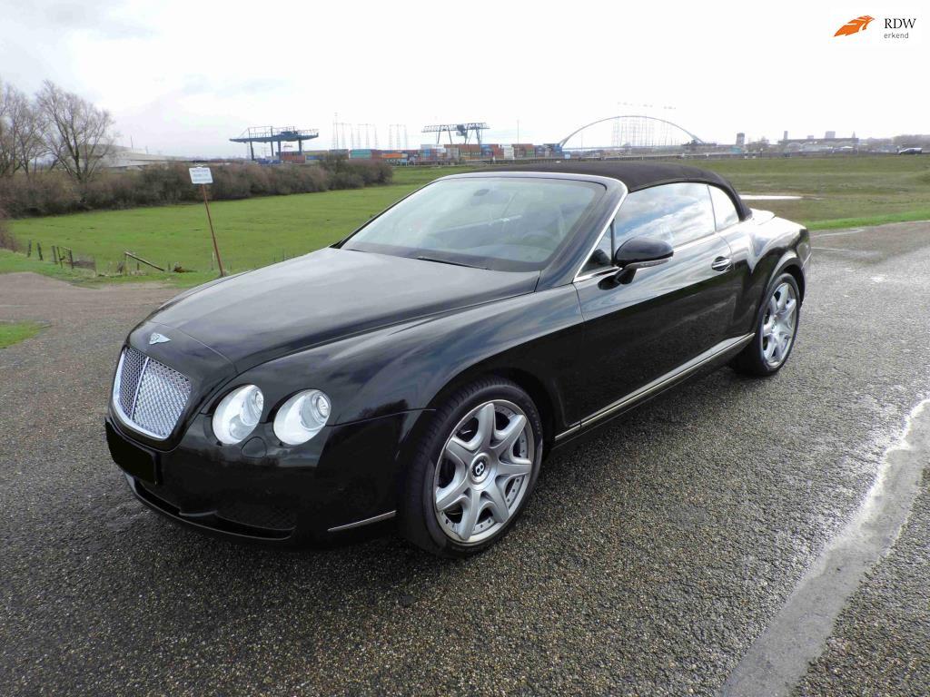 Bentley Continental GT occasion - TZT Nederland