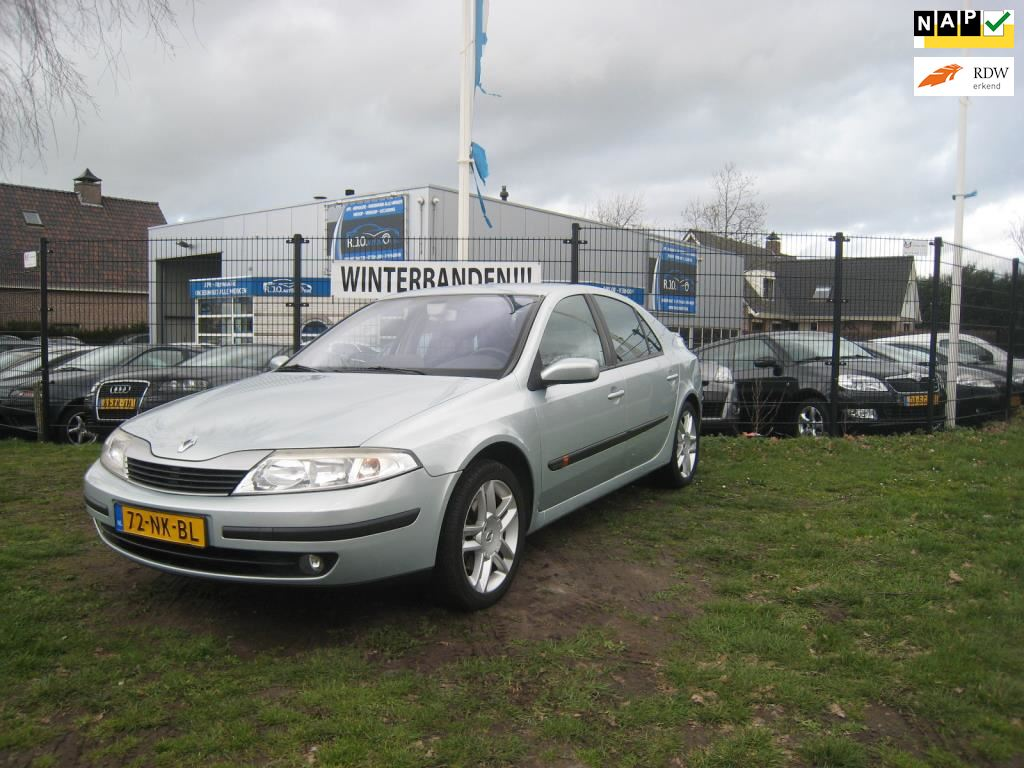Renault Laguna occasion - RJO Automotive