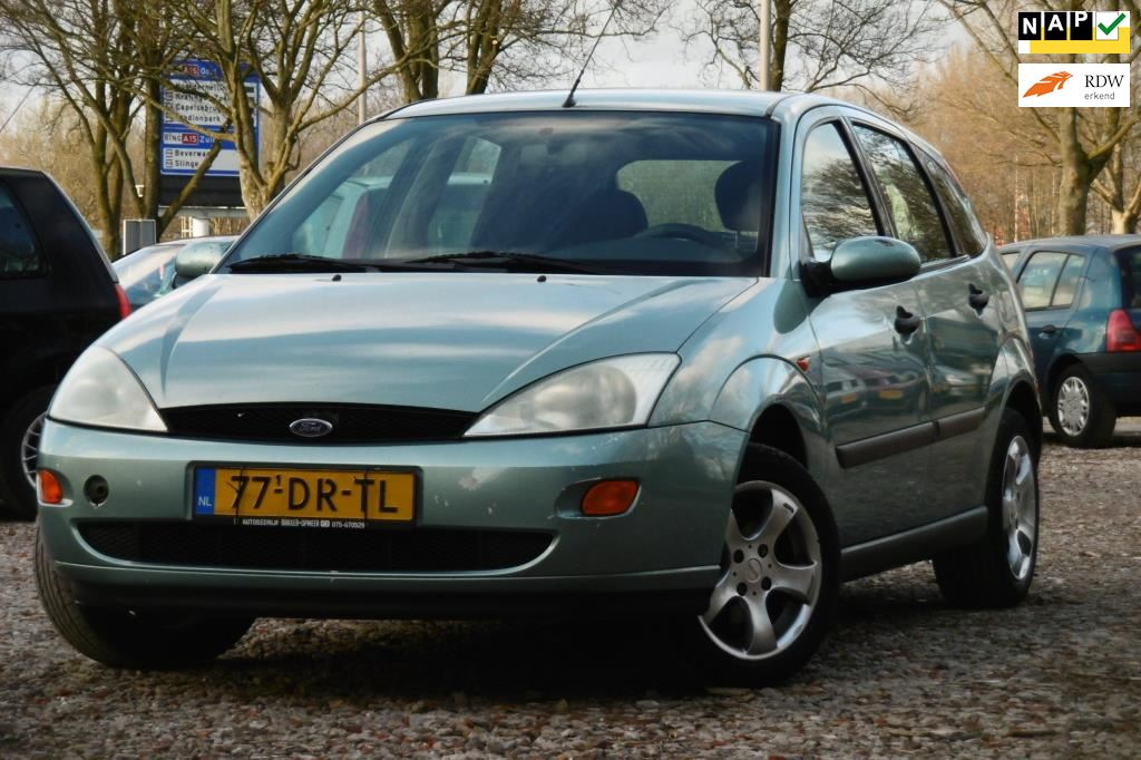 Ford Focus occasion - Dunant Cars