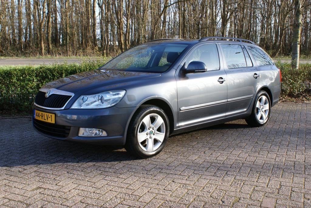 Skoda Octavia Combi occasion - Prins Automotive