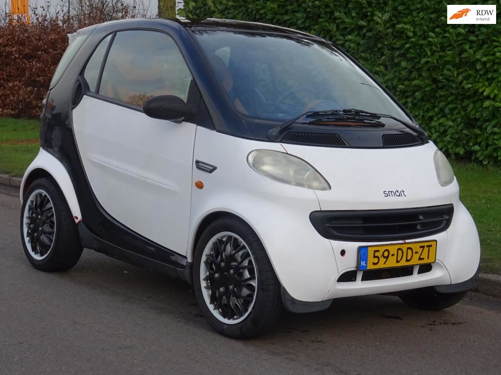 Smart City-coupé occasion - Autohandel Henk Heikamp