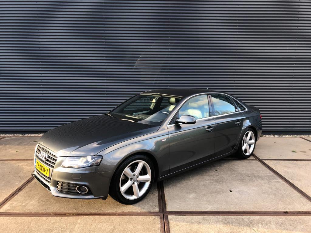 Audi A4 occasion - AB Automobielen