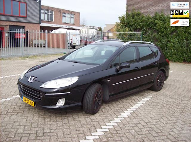 Peugeot 407 SW 1.8-16V ST Pack Business