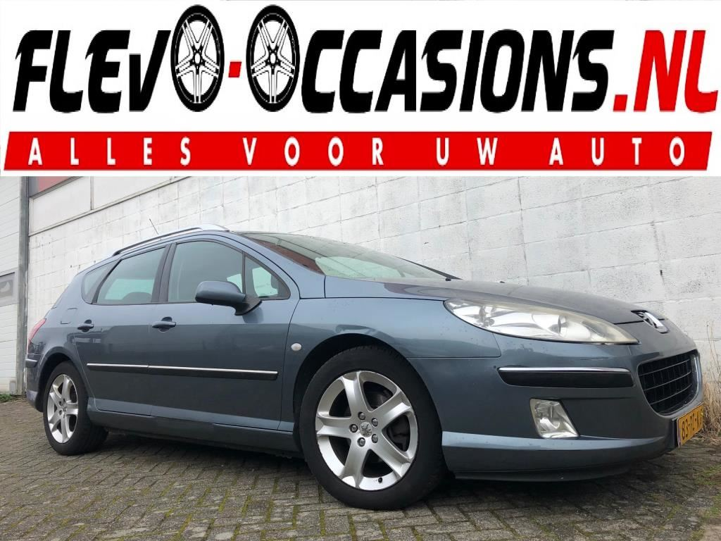 Peugeot 407 SW occasion - Flevo Occasions