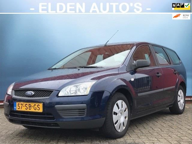 Ford Focus Wagon occasion - Eldenauto's