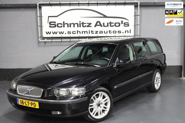 Volvo V70 2.5 T Titanium l NAP l Youngtimer l Vol Opties l