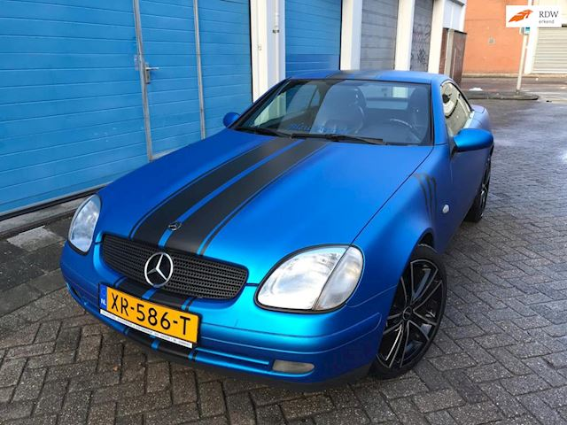 Mercedes-Benz SLK-klasse occasion - Autobedrijf Dutch Motors
