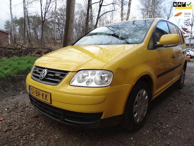 Volkswagen Touran 1.9 TDI turbo defect!!