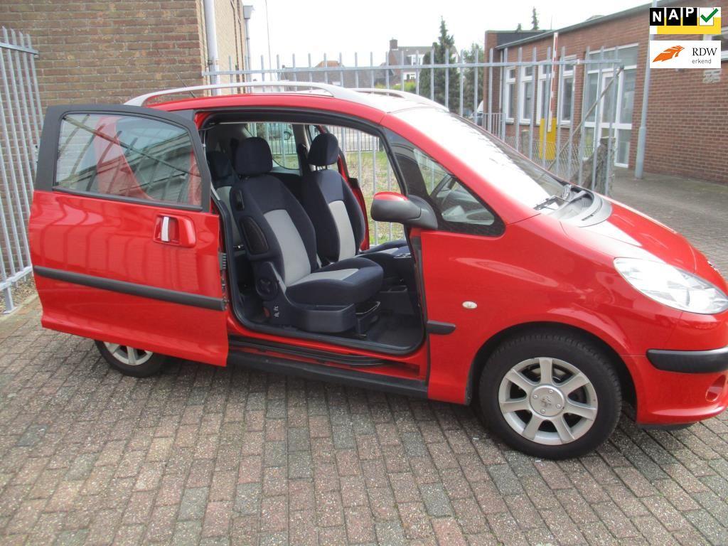 Peugeot 1007 occasion - Echter Auto