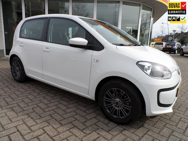 Volkswagen Up! 1.0 move up! BlueMotion Airco / Navigatie/ Cruise Control