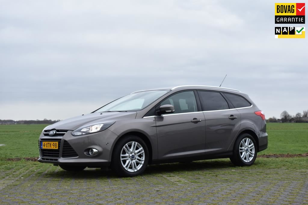 Ford Focus Wagon occasion - Autobedrijf Hans Lammers
