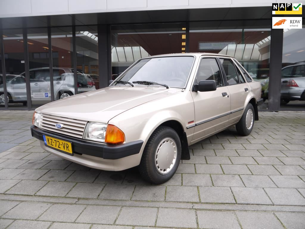 Ford Escort occasion - MC Auto