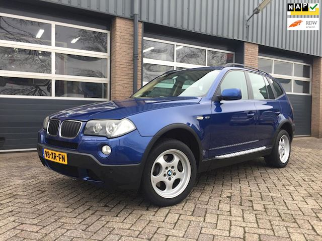 BMW X3 2.0i High Executive Navi