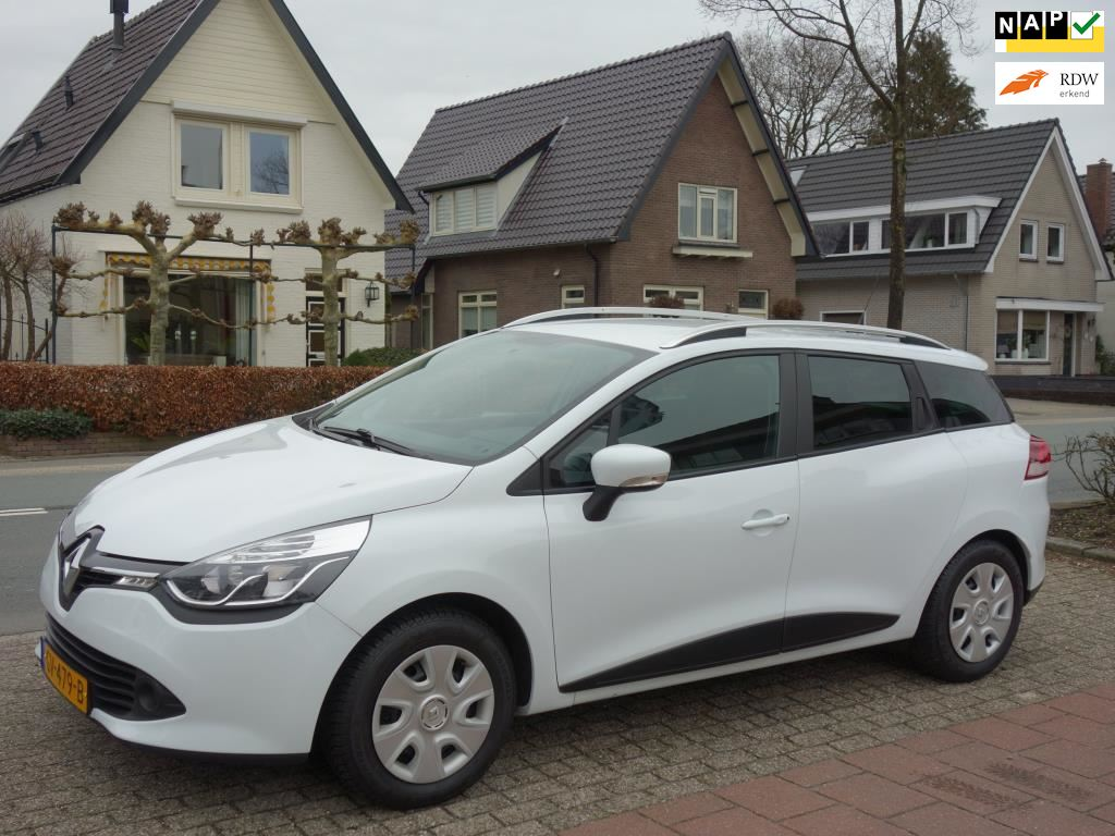 Renault Clio Estate occasion - De Vries Automotive Apeldoorn