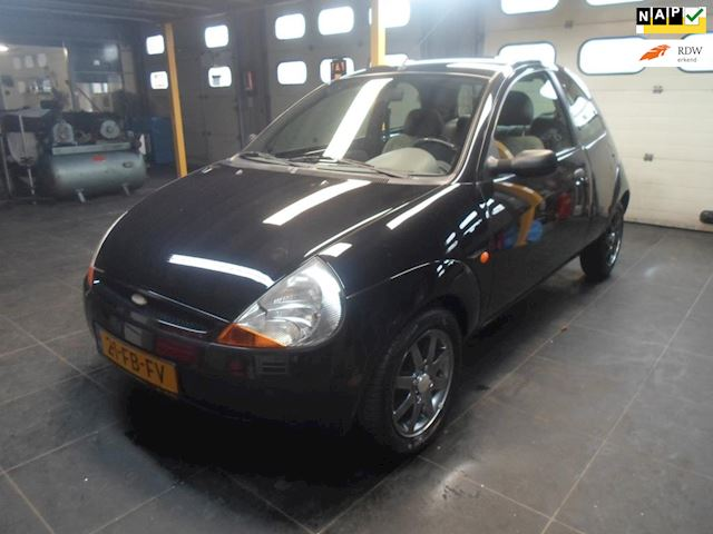 Ford Ka 1.3 4 Edition leuke complete ford ka