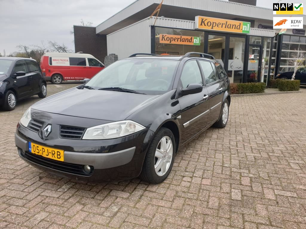 Renault Mégane Grand Tour occasion - Koperland.nl