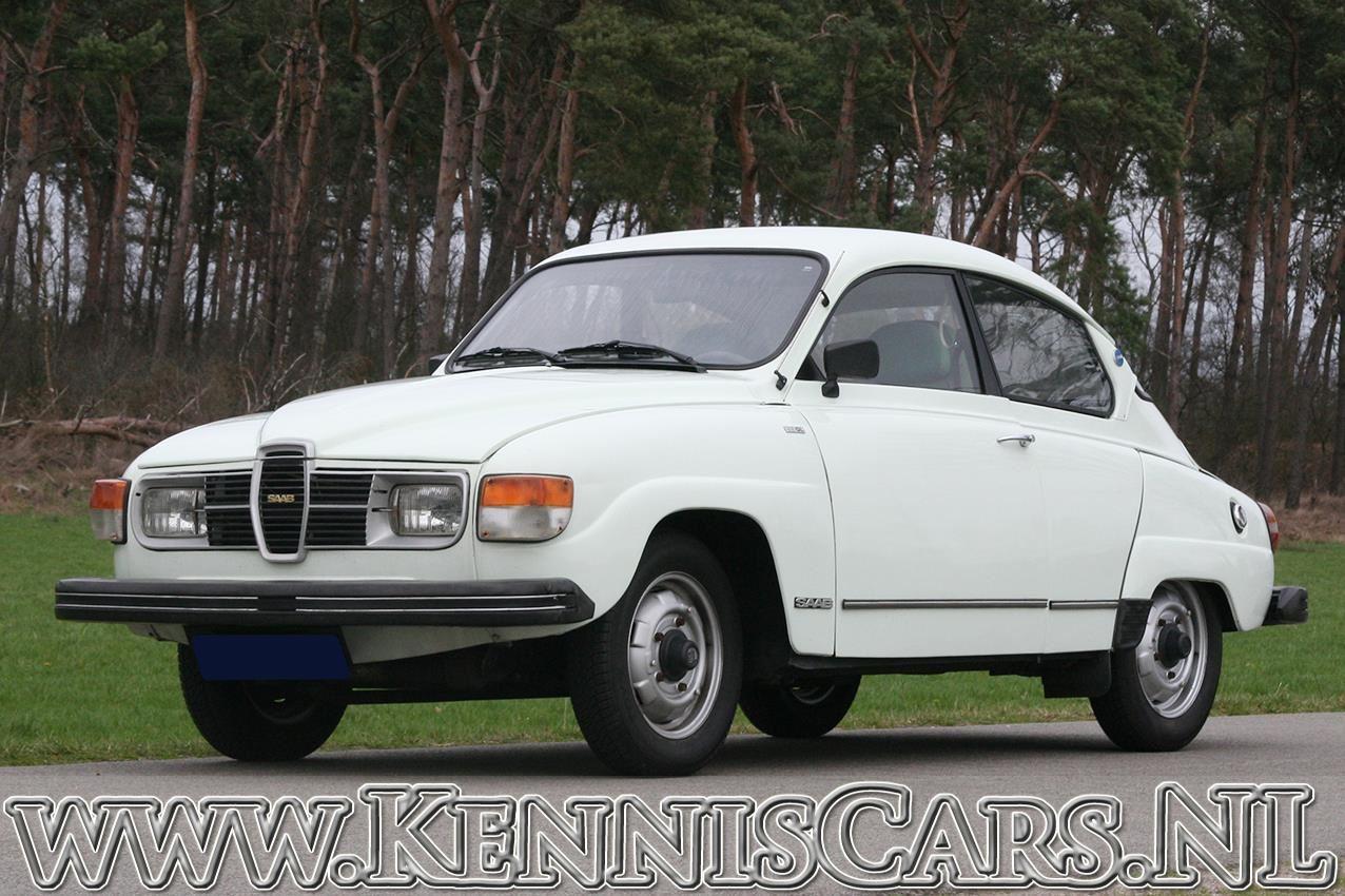 Saab 1980 96 GL V4 occasion - KennisCars.nl