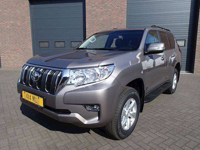 Toyota Land Cruiser occasion - 4x4 Mill
