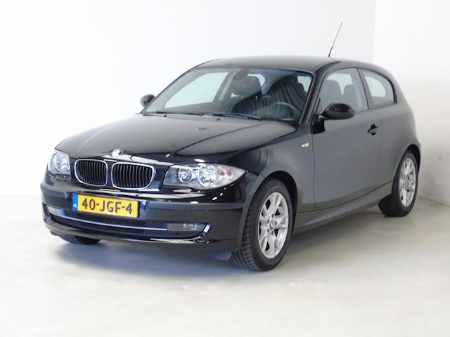 BMW 1-serie 118d Corporate Business Line 6-Bak